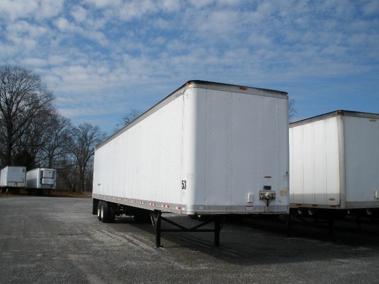Dry Van Trailer-Semi Trailers-Great Dane-2007-Trailer-BLOUNTVILLE-TN-531,475 miles-$15,750