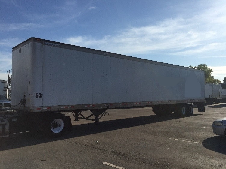 Dry Van Trailer-Semi Trailers-Great Dane-2007-Trailer-MEDLEY-FL-583,491 miles-$14,500