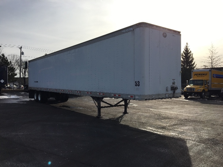 Dry Van Trailer-Semi Trailers-Great Dane-2007-Trailer-ALBANY-NY-245,651 miles-$10,000