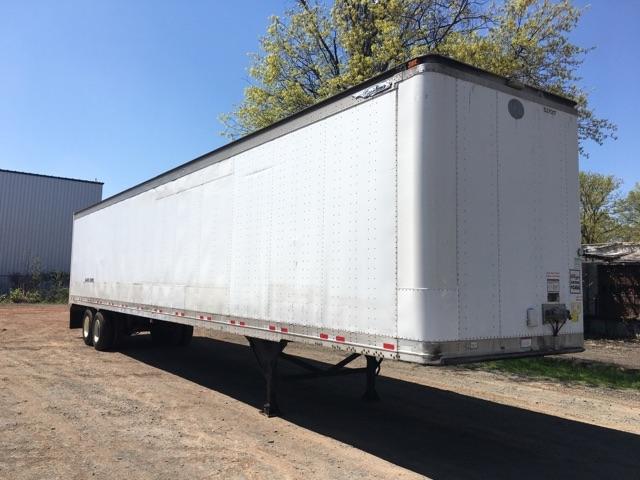 Dry Van Trailer-Semi Trailers-Great Dane-2007-Trailer-CHICAGO RIDGE-IL-243,846 miles-$14,750