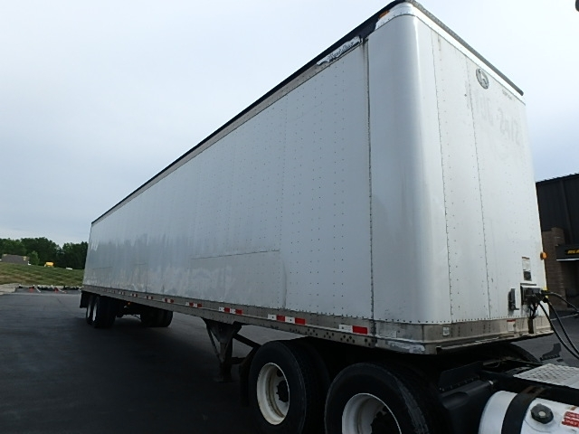 Dry Van Trailer-Semi Trailers-Great Dane-2007-Trailer-MONTGOMERY-NY-243,913 miles-$9,750