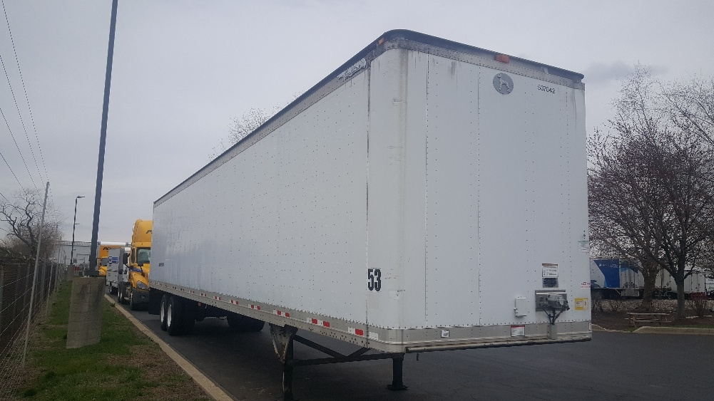 Dry Van Trailer-Semi Trailers-Great Dane-2007-Trailer-NEW CASTLE-DE-211,481 miles-$14,000