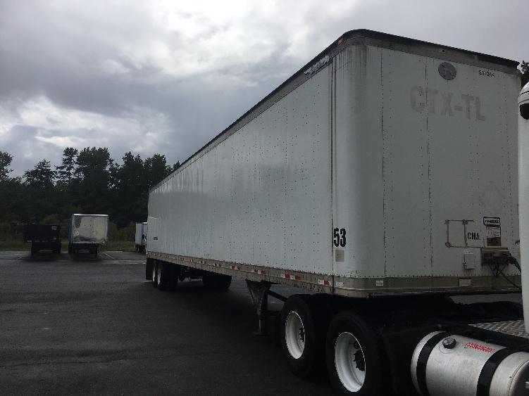 Dry Van Trailer-Semi Trailers-Great Dane-2007-Trailer-CHARLOTTE-NC-369,383 miles-$15,750