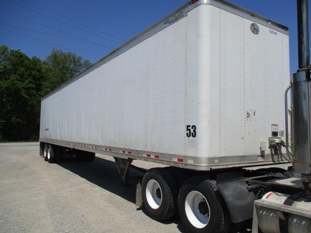 Dry Van Trailer-Semi Trailers-Great Dane-2007-Trailer-FORT WAYNE-IN-317,000 miles-$11,750