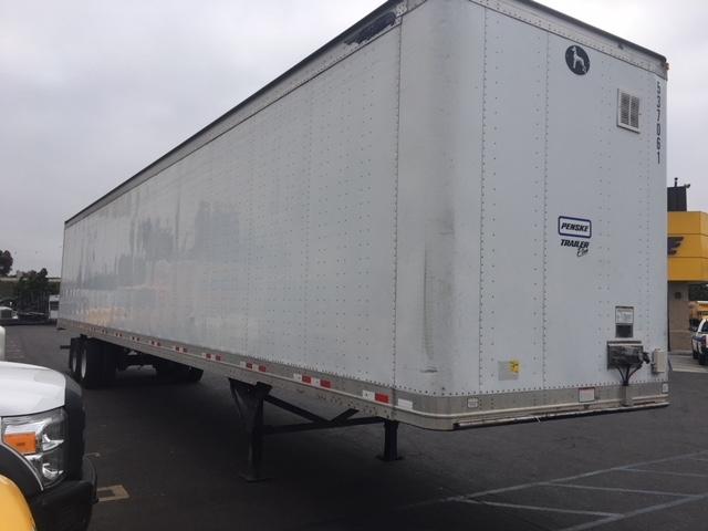 Dry Van Trailer-Semi Trailers-Great Dane-2007-Trailer-TORRANCE-CA-65,000 miles-$16,000