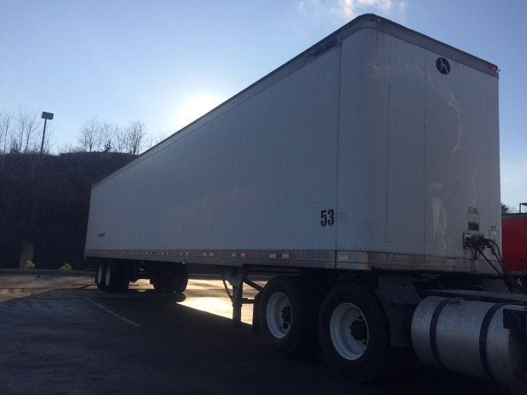 Dry Van Trailer-Semi Trailers-Great Dane-2007-Trailer-JESSUP-MD-317,696 miles-$12,000