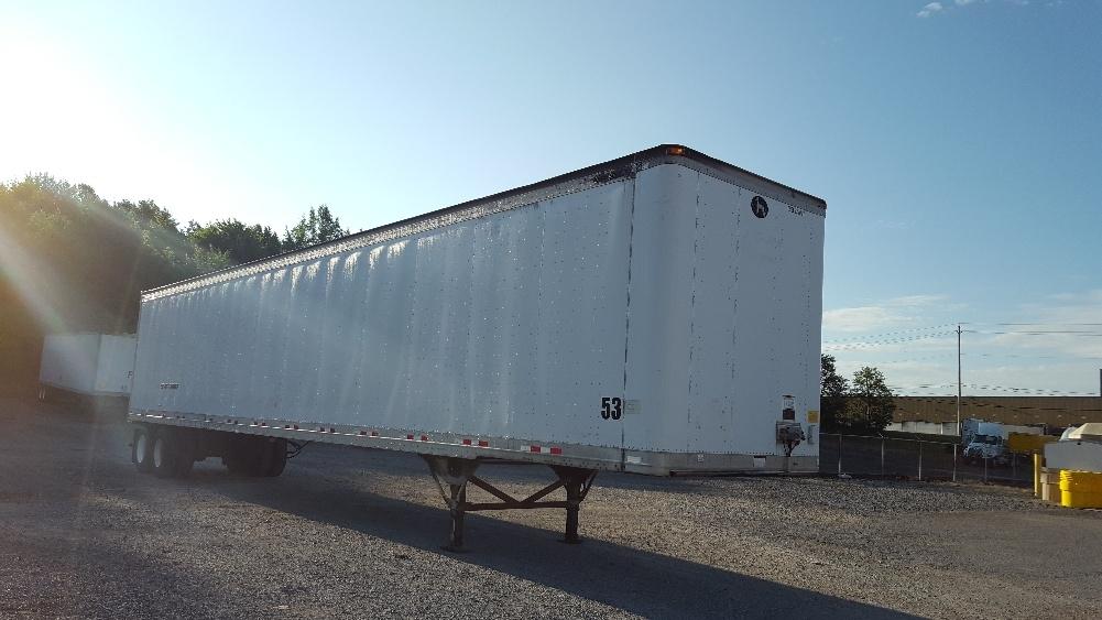 Dry Van Trailer-Semi Trailers-Great Dane-2007-Trailer-YOUNGSTOWN-OH-195,657 miles-$12,000