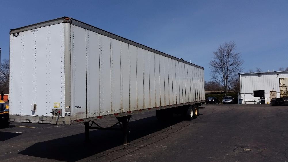 Dry Van Trailer-Semi Trailers-Trailmobile-2007-Trailer-BALTIMORE-MD-595,819 miles-$8,750