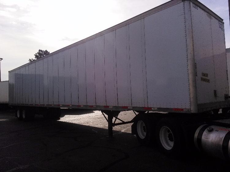 Dry Van Trailer-Semi Trailers-Trailmobile-2007-Trailer-TULSA-OK-307,428 miles-$11,000