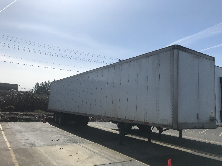 Dry Van Trailer-Semi Trailers-Trailmobile-2007-Trailer-SPRINGFIELD-OR-115,137 miles-$15,500