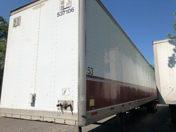 Dry Van Trailer-Semi Trailers-Trailmobile-2007-Trailer-JACKSONVILLE-FL-340,971 miles-$12,500
