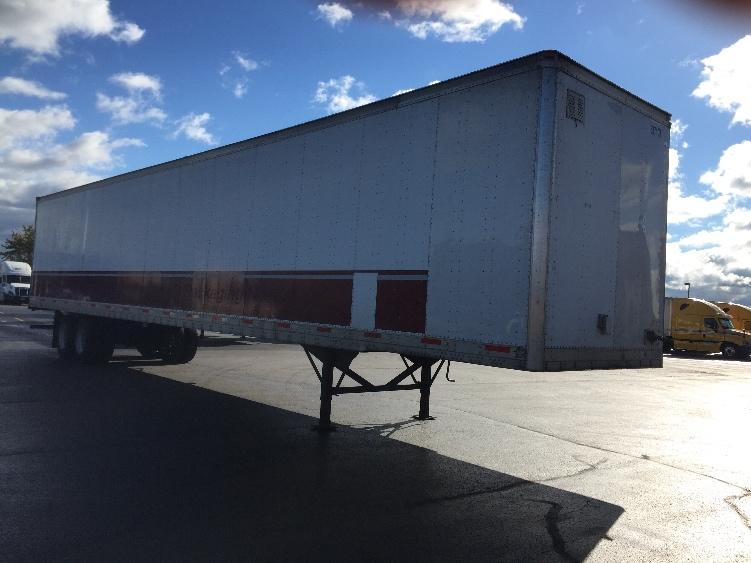 Dry Van Trailer-Semi Trailers-Trailmobile-2007-Trailer-OAKWOOD VILLAGE-OH-291,421 miles-$15,000