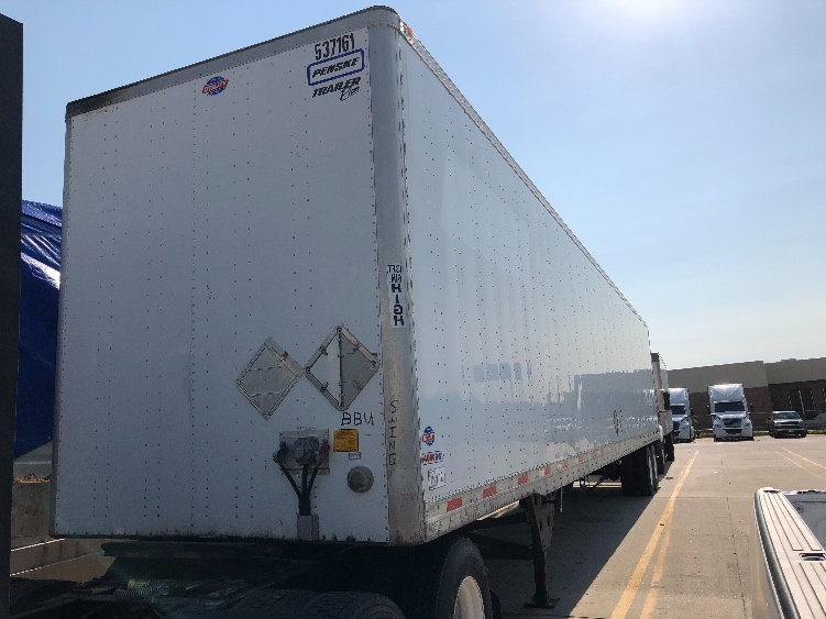 Dry Van Trailer-Semi Trailers-Utility-2007-Trailer-OMAHA-NE-511,601 miles-$14,000