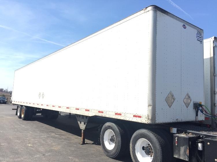 Dry Van Trailer-Semi Trailers-Utility-2007-Trailer-DAVENPORT-IA-384,908 miles-$14,000
