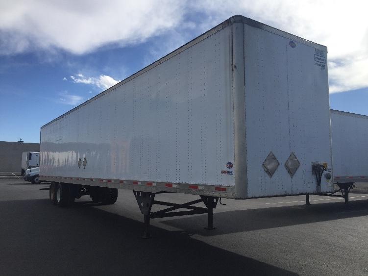 Dry Van Trailer-Semi Trailers-Utility-2007-Trailer-LAS VEGAS-NV-416,471 miles-$15,750