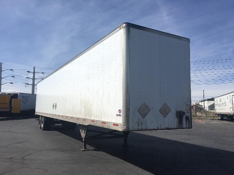 Dry Van Trailer-Semi Trailers-Utility-2007-Trailer-SALT LAKE CITY-UT-385,153 miles-$16,000