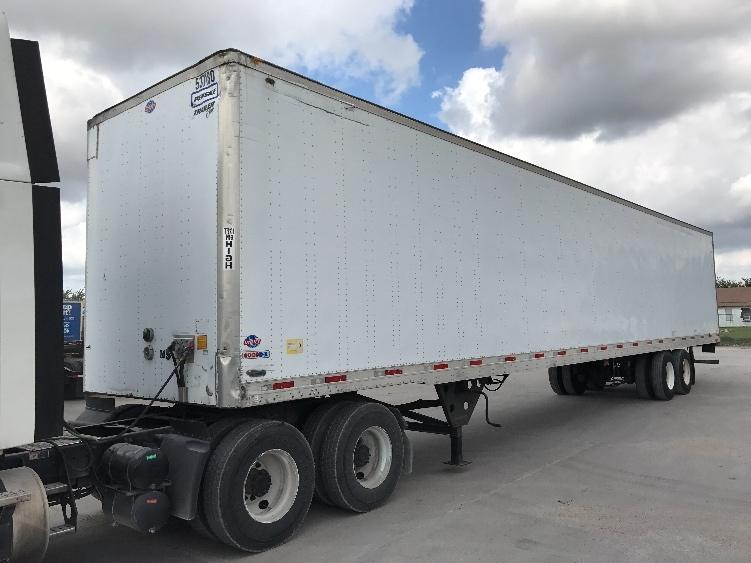 Dry Van Trailer-Semi Trailers-Utility-2007-Trailer-HOUSTON-TX-334,356 miles-$13,000