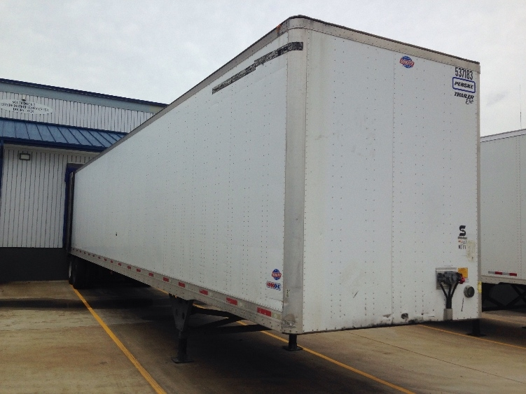 Dry Van Trailer-Semi Trailers-Utility-2007-Trailer-TULSA-OK-291,537 miles-$15,750