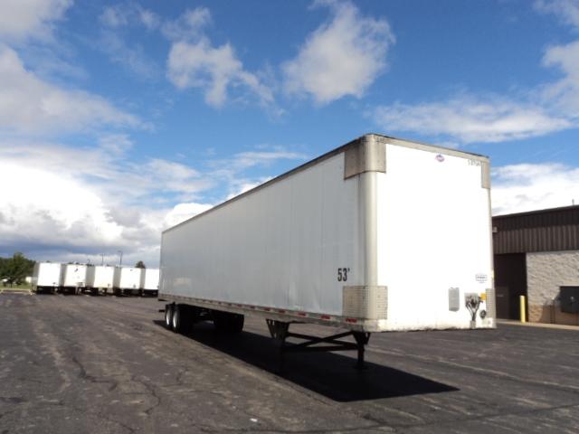 Dry Van Trailer-Semi Trailers-Utility-2007-Trailer-ROTHSCHILD-WI-376,509 miles-$11,500
