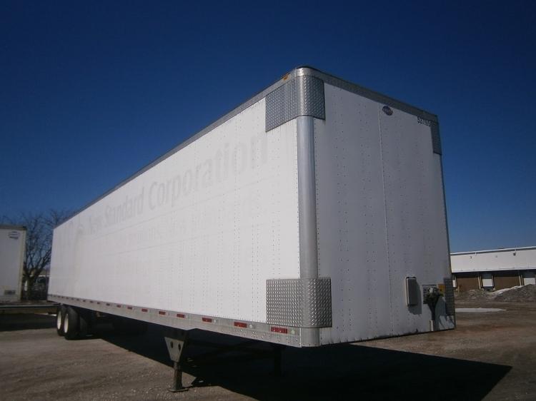 Dry Van Trailer-Semi Trailers-Utility-2007-Trailer-YORK-PA-270,508 miles-$10,750