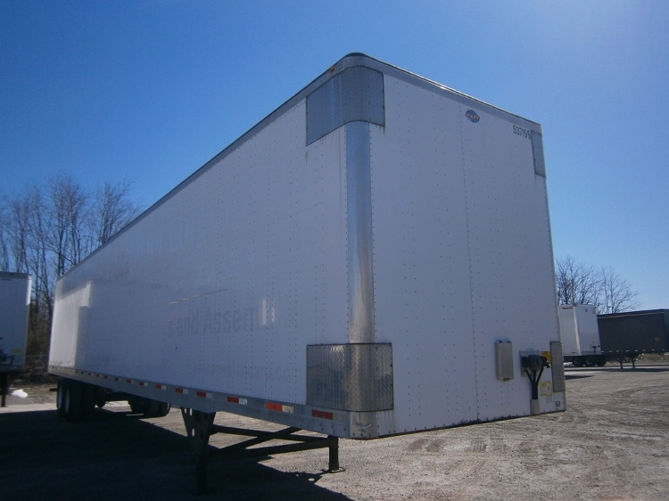 Dry Van Trailer-Semi Trailers-Utility-2007-Trailer-MONTGOMERY-AL-224,563 miles-$13,000