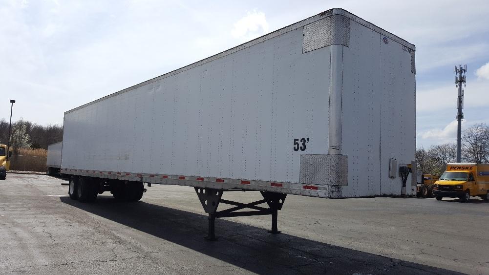 Dry Van Trailer-Semi Trailers-Utility-2007-Trailer-WEST VALLEY CITY-UT-428,525 miles-$13,750