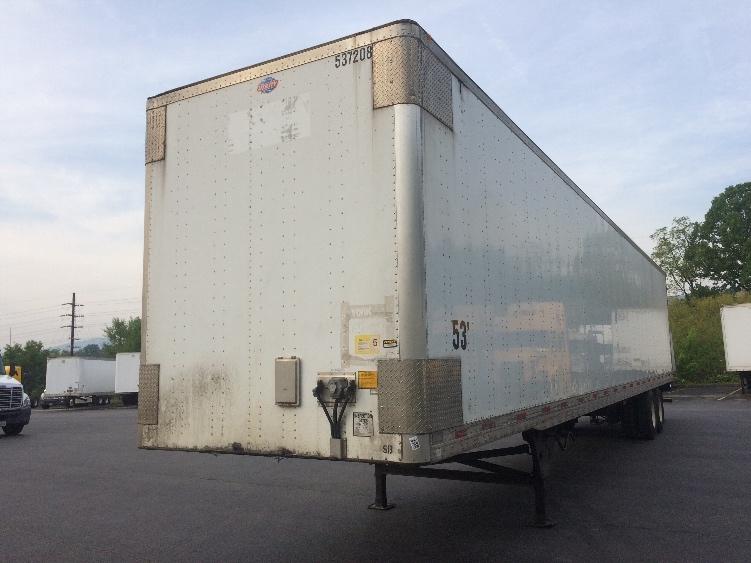 Dry Van Trailer-Semi Trailers-Utility-2007-Trailer-SALEM-VA-304,143 miles-$15,750
