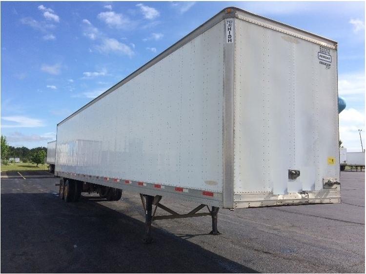 Dry Van Trailer-Semi Trailers-Trailmobile-2007-Trailer-ROTHSCHILD-WI-10,466 miles-$12,000