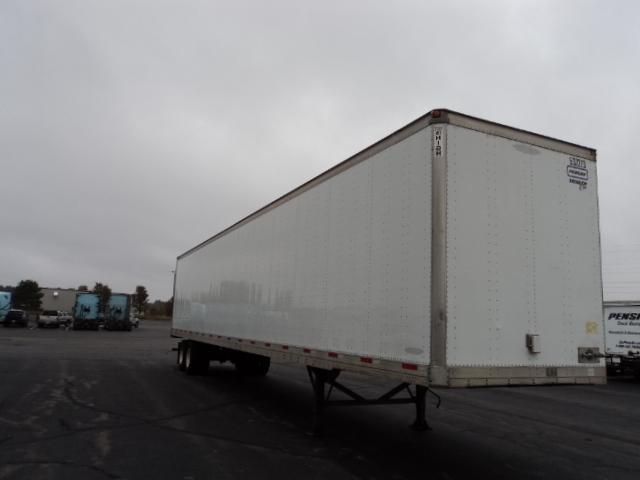 Dry Van Trailer-Semi Trailers-Trailmobile-2007-Trailer-ROTHSCHILD-WI-18,594 miles-$13,750
