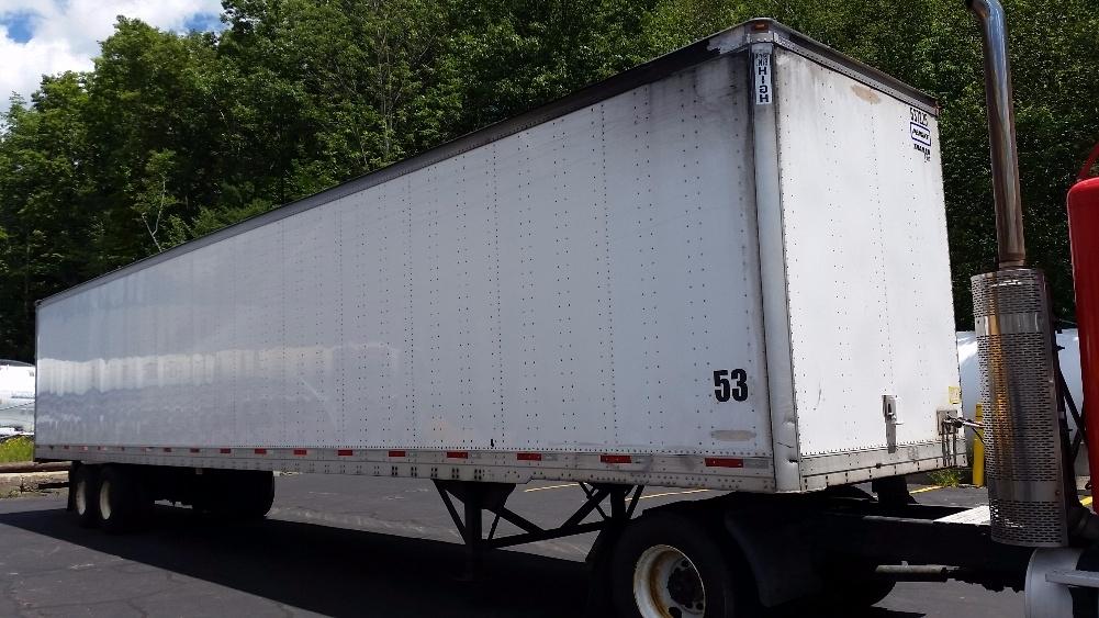 Dry Van Trailer-Semi Trailers-Trailmobile-2007-Trailer-ALBANY-NY-456,409 miles-$8,250
