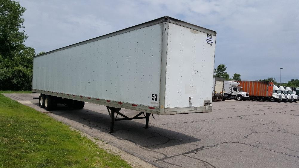 Dry Van Trailer-Semi Trailers-Trailmobile-2007-Trailer-ELMSFORD-NY-283,930 miles-$9,500
