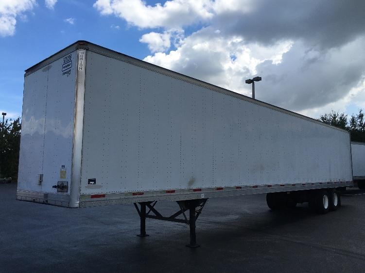 Dry Van Trailer-Semi Trailers-Trailmobile-2007-Trailer-SAINT PETERSBURG-FL-80,551 miles-$11,750