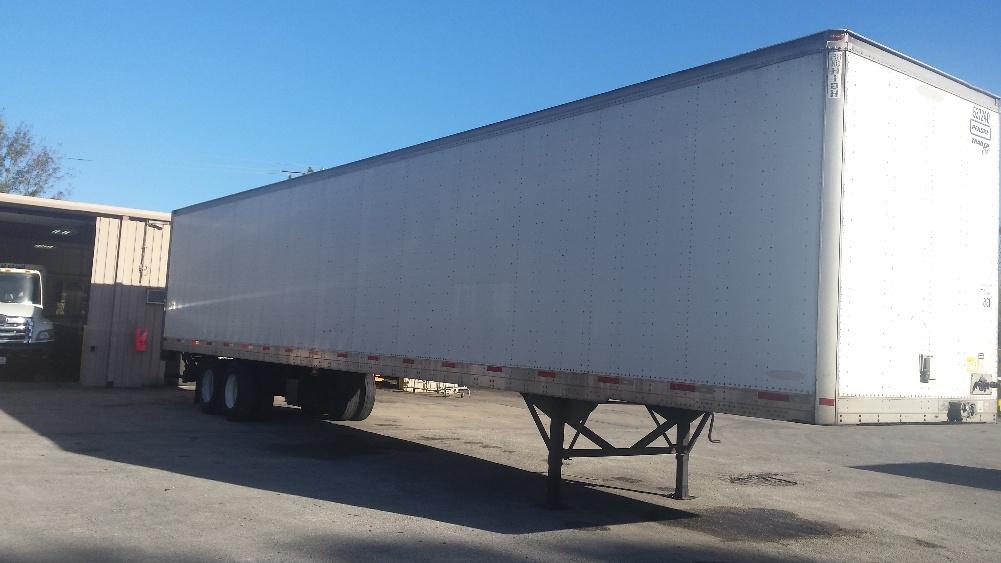 Dry Van Trailer-Semi Trailers-Trailmobile-2007-Trailer-TAMPA-FL-593,157 miles-$16,250