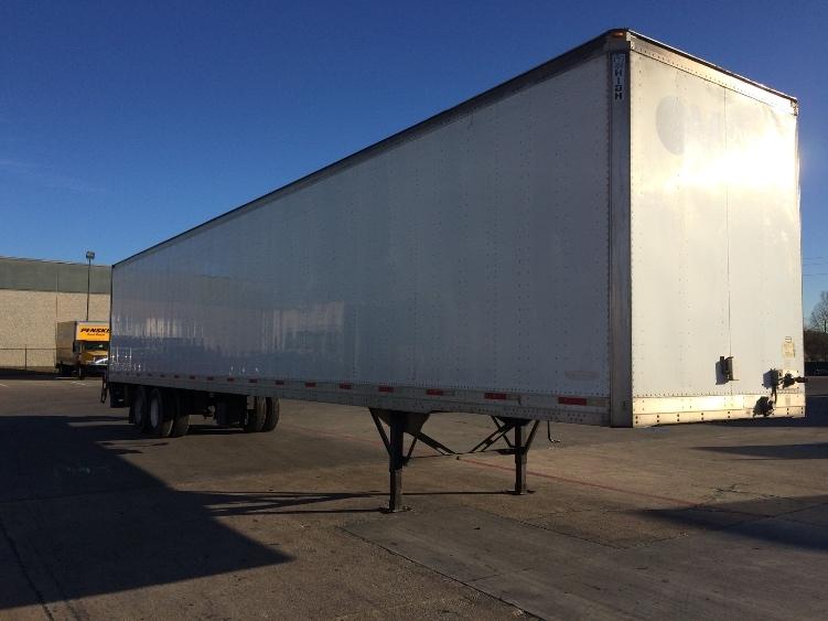 Dry Van Trailer-Semi Trailers-Trailmobile-2007-Trailer-GARLAND-TX-638,209 miles-$15,750