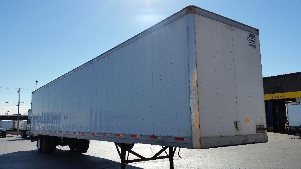 Dry Van Trailer-Semi Trailers-Trailmobile-2007-Trailer-MILWAUKEE-WI-163,900 miles-$12,750