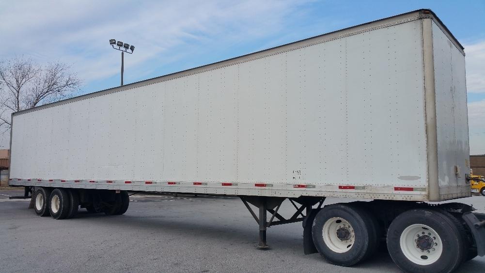 Dry Van Trailer-Semi Trailers-Trailmobile-2007-Trailer-ATLANTA-GA-234,246 miles-$15,750