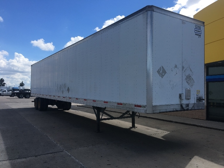 Dry Van Trailer-Semi Trailers-Trailmobile-2007-Trailer-SUN VALLEY-CA-215,220 miles-$16,500