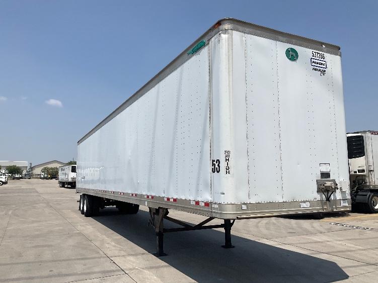 Dry Van Trailer-Semi Trailers-Great Dane-2007-Trailer-ANDERSON-SC-225,891 miles-$13,250