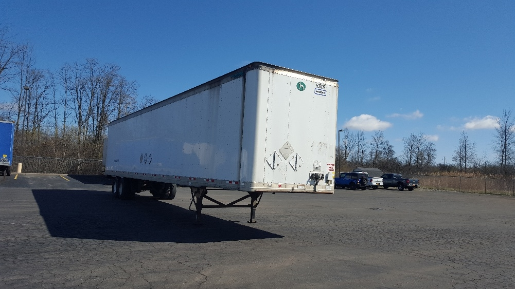 Dry Van Trailer-Semi Trailers-Great Dane-2007-Trailer-LIVERPOOL-NY-414,720 miles-$11,000