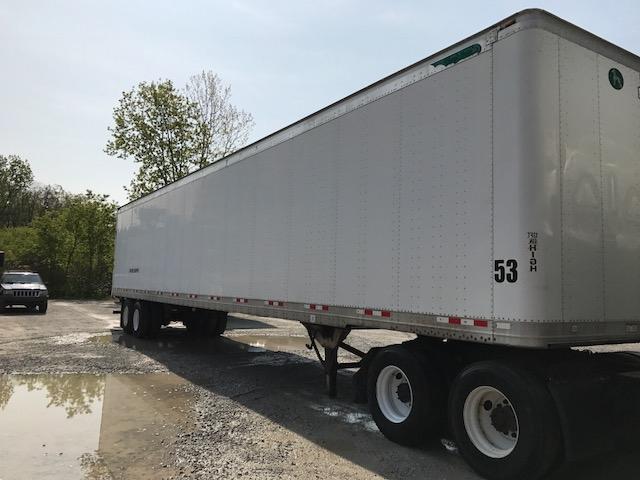 Dry Van Trailer-Semi Trailers-Great Dane-2007-Trailer-INDIANAPOLIS-IN-1,588,757 miles-$10,500
