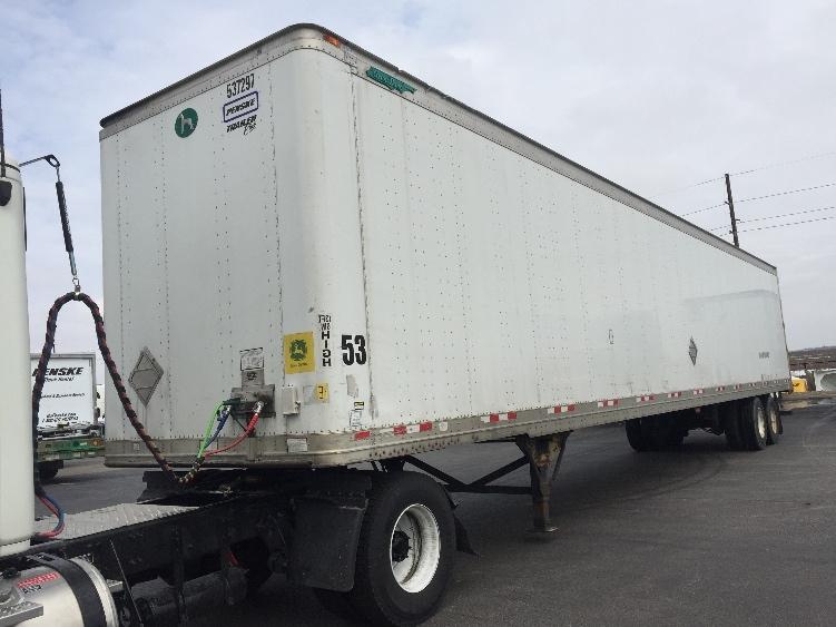 Dry Van Trailer-Semi Trailers-Great Dane-2007-Trailer-DAVENPORT-IA-688,892 miles-$14,000