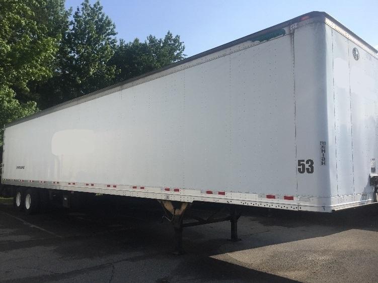Dry Van Trailer-Semi Trailers-Great Dane-2007-Trailer-PENNSAUKEN-NJ-506,824 miles-$14,000
