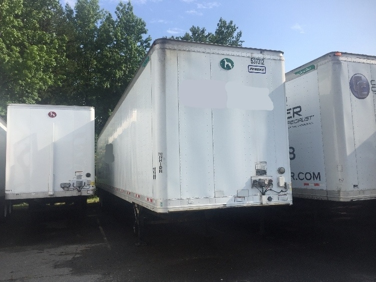 Dry Van Trailer-Semi Trailers-Great Dane-2007-Trailer-CONCORD-NC-449,828 miles-$16,500