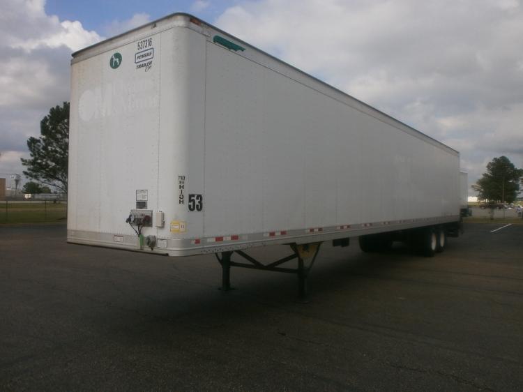 Dry Van Trailer-Semi Trailers-Great Dane-2007-Trailer-MEMPHIS-TN-579,999 miles-$15,000