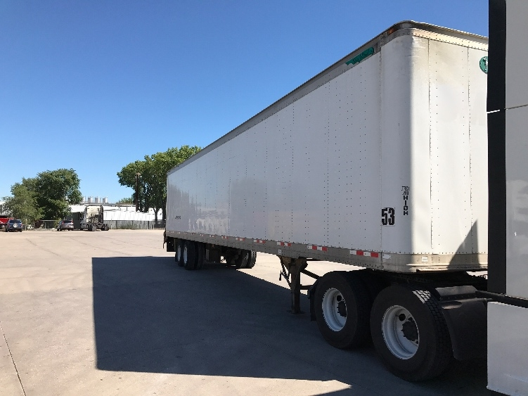 Dry Van Trailer-Semi Trailers-Great Dane-2007-Trailer-DES MOINES-IA-607,819 miles-$14,750