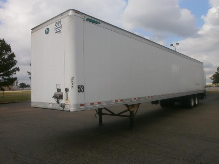 Dry Van Trailer-Semi Trailers-Great Dane-2007-Trailer-MEMPHIS-TN-570,425 miles-$16,500