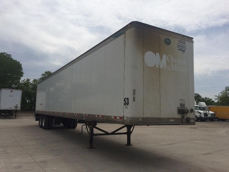 Dry Van Trailer-Semi Trailers-Great Dane-2007-Trailer-DES MOINES-IA-764,394 miles-$13,500