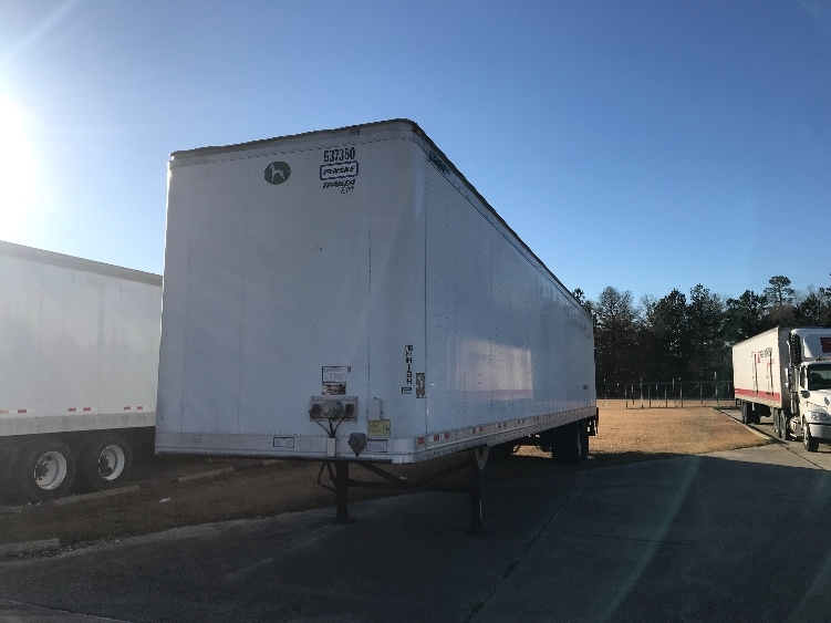 Dry Van Trailer-Semi Trailers-Great Dane-2007-Trailer-BATON ROUGE-LA-632,092 miles-$13,500
