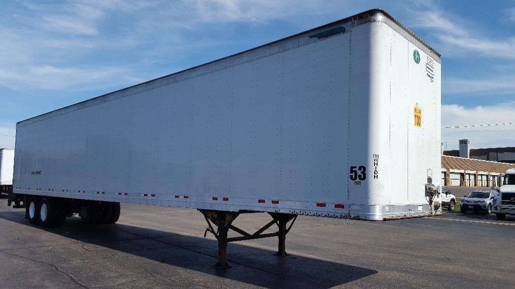 Dry Van Trailer-Semi Trailers-Great Dane-2007-Trailer-MADISON-WI-251,934 miles-$10,250