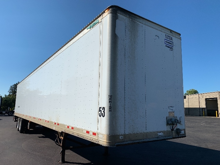 Dry Van Trailer-Semi Trailers-Great Dane-2007-Trailer-NEENAH-WI-529,645 miles-$14,000